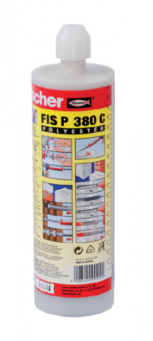 Fischer FIS P 380C Polyester Resin