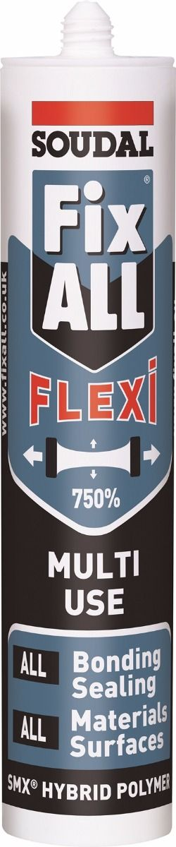 Soudal Fix All Flexi (Classic) - Multi Use Adhesive