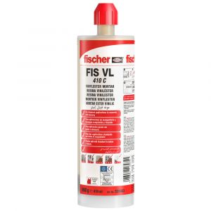 Fischer FIS VL 410 C - Vinylester Mortar