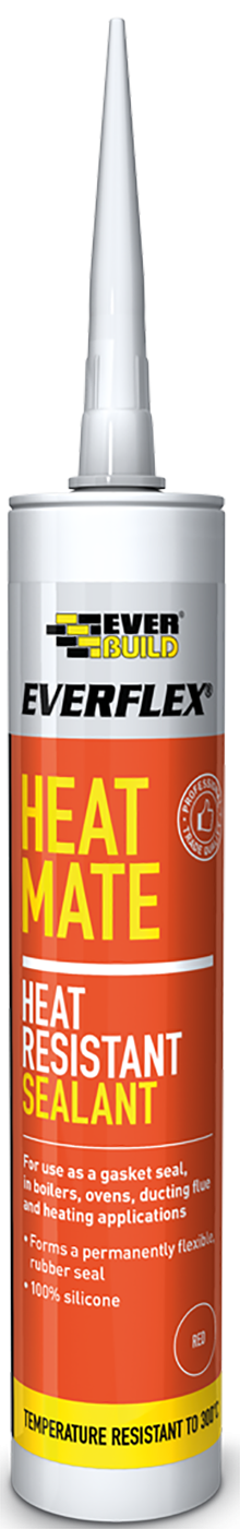 Everbuild Heatmate -  High Temperature Silicone