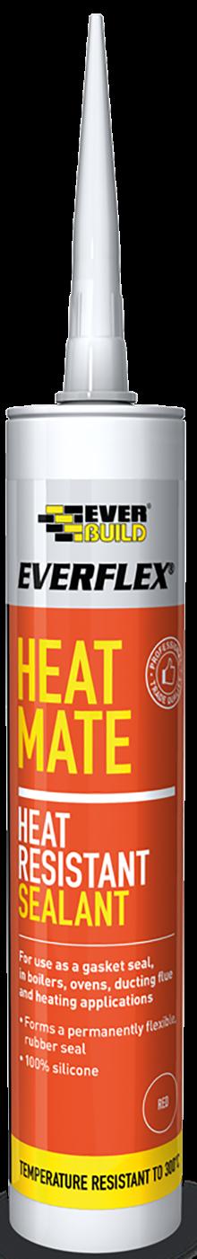 Everbuild Heatmate -  High Temperature Silicone