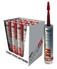 Everbuild Clear Fix - The Crystal Clear Adhesive