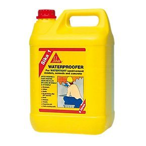 Sika 1 Waterproofer 5 Litre