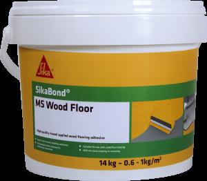Sikabond MS Wood Floor Adhesive 14kg Tub