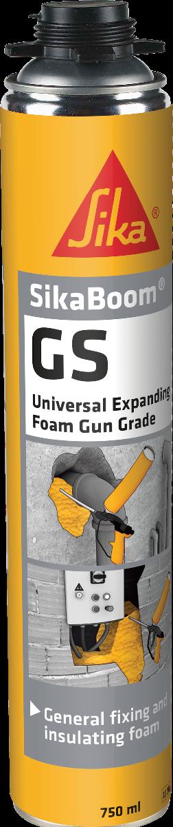 Sika Gun Grade Expanding Foam 750ml (+ free gun & cleaner)