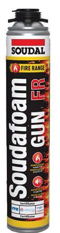 Soudal Soudafoam FR - Fire Rated Gun Foam