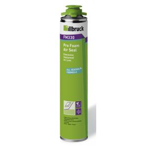 Illbruck FM330 Air Tight Expanding Foam (Gun Grade)