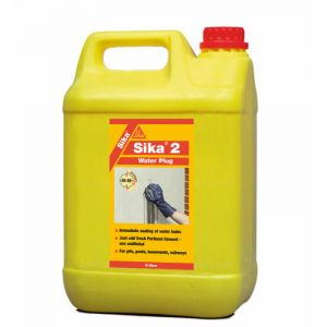 Sika 2 Water Plug - Box 4