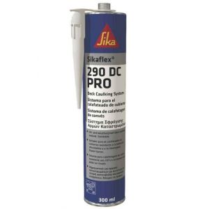 Sikaflex 290DC Pro Deck Caulk Sealant 300ml
