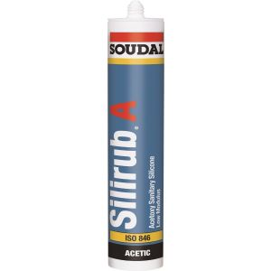Silirub A Kitchen & Bathroom Sealant
