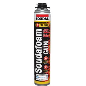 Soudal Soudafoam FR - Fire Rated Gun Foam