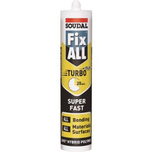 Soudal Fix All Turbo / Adhesive