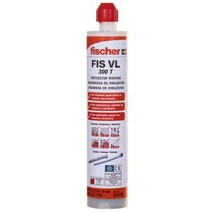 Fischer FIS VL 300 T  - Fits a Standard Silicone Gun!