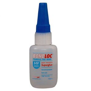 Bondloc Super Glue 50g (High Viscosity)
