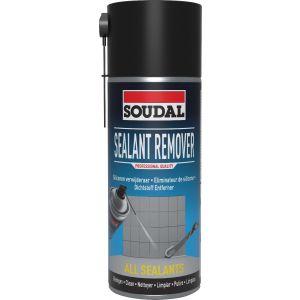 Soudal Sealant Remover 400ml Aerosol