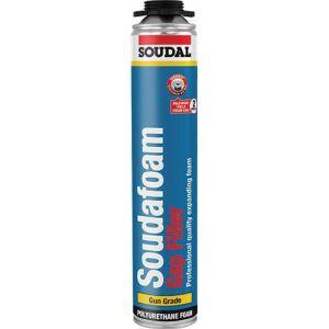 Soudal Soudafoam Gap Filler Expanding Foam (Gun Grade)
