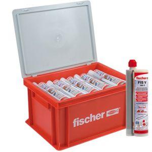 Fischer FIS V 360S Site Box - 20 Tubes