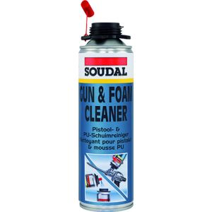 Soudal Foam Gun Cleaner 500ml (PU Cleaner)
