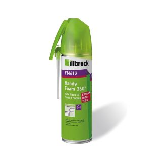 Illbruck FM617 High Yield Expanding Foam (Hand Held) 540ml