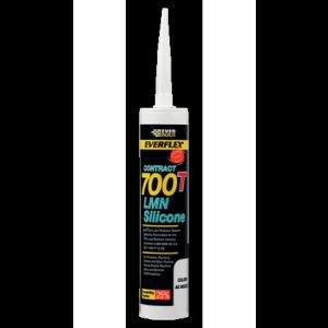 Everbuild 700T Silicone Sealant (Box 25)