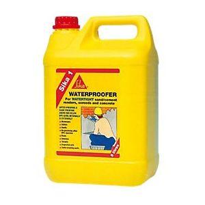 Sika 1 Waterproofer 5 Litre