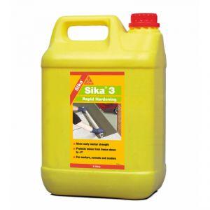 Sika 3 Rapid Hardener Admixture - Box 4
